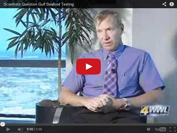 Scientists Question Thoroughness of Gulf Seafood Testing