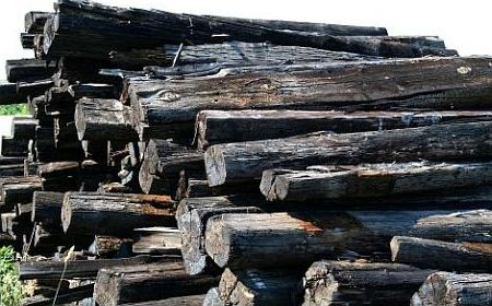 A company used a 160-acre site in Cass Lake, Minnesota, as a wood treatment facility