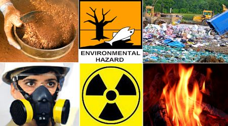 TCAS has extensive experience assessing environmental hazards